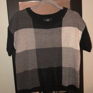 Mossimo | short sleeved sweater
